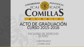 Miniatura para la entrada Facultad de Derecho (ICADE)