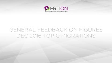 Miniatura para la entrada General feedback on figures Dec 2016 topic Migrations
