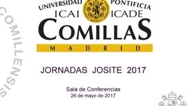 Miniatura para la entrada Jornadas JOSITE 2017: 1ª Sesión