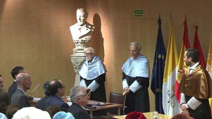 Acto Solemne de Investidura de Doctor Honoris Causa - 18/04/2018