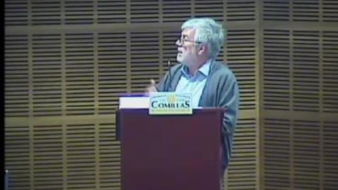 """Miniatura para la entrada Prof. Dr. D. Lluís Oviedo, OFM. """"Los nuevos ateísmos desde la sociología de la religión.""""  X Jornadas de Teología """"Nuevas formas de ateísmo.""""  1/10/2013"""