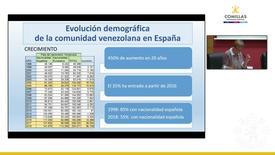 """Miniatura para la entrada Presentación libro: """"El éxodo venezolano: entre el exilio y la emigración.""""  12/02/2019"""