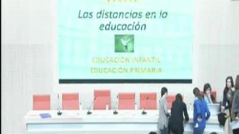 Miniatura para la entrada Sesión 2. La escuela extendida, las diferentes distancias que hay que recorrer para educarse