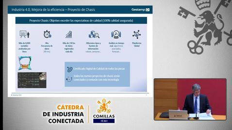 """Miniatura para la entrada Cátedra de Industria Conectada. """"La persona en el centro"""" Digitalización por COVID-19.  24/11/2020."""