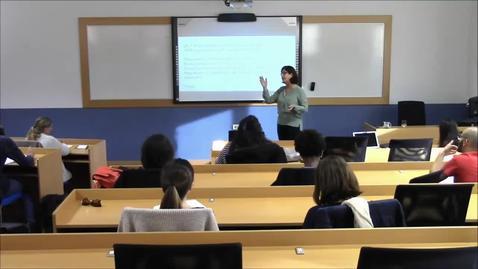 Miniatura para la entrada Cátedra de Refugiados y Migrantes Forzosos.  Seminario.  16/11/2017