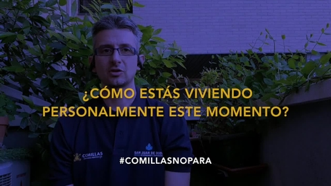 Miniatura para la entrada #ComillasNoPara - Néstor Pérez (EUEF)