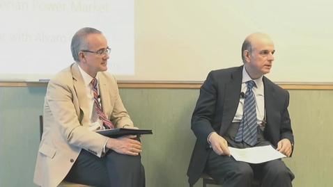 Miniatura para la entrada Energy Chats. Entrevista con Alvaro Quiralte. Objetivos de expansión de las renovables. 26/04/2016