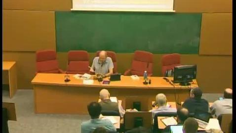 Miniatura para la entrada Seminario: Teoría del Bien. Profesor: D. Miguel García Baró López. 17/09/2016