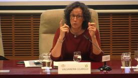 Miniatura para la entrada Conferencia GREDS: Cambio climático y transición energética en España.   Desarrollos normativos. 6/02/2019