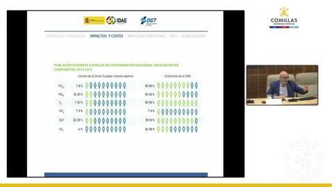 """Miniatura para la entrada Cátedra BP. """"Movilidad sostenible al trabajo: un reto pendiente."""" 10/10/2019"""