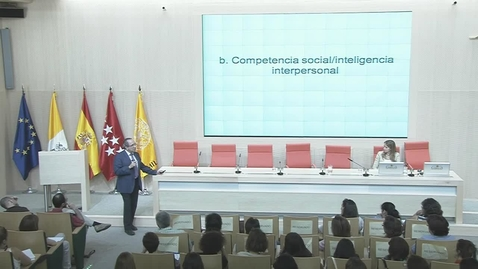Miniatura para la entrada Competencia social