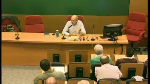 Miniatura para la entrada Seminario: Teoría del Bien. Profesor: D. Miguel García Baró López. 16/09/2017
