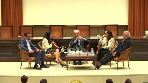 Miniatura para la entrada Conversaciones con Antonio Garrigues, Fernando Savater y Elena Postigo