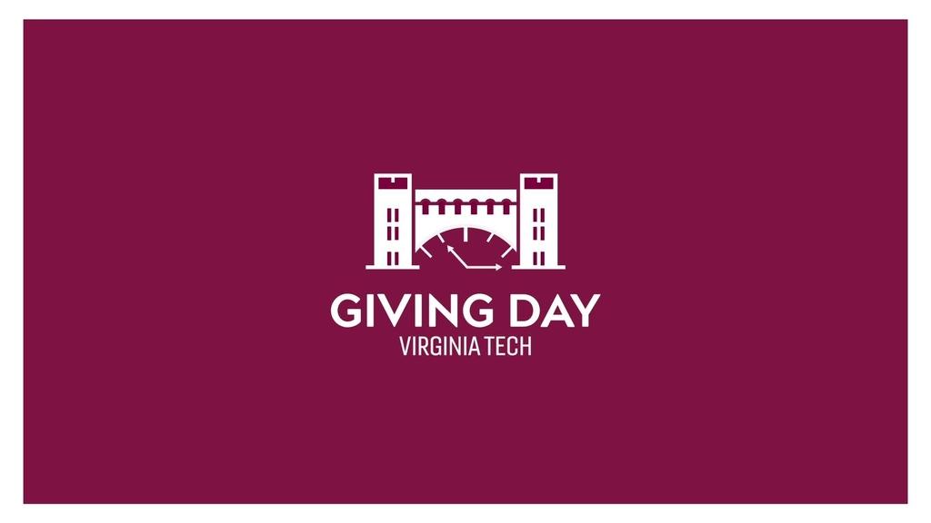 Giving Day - Why Do You Love Virginia Tech?