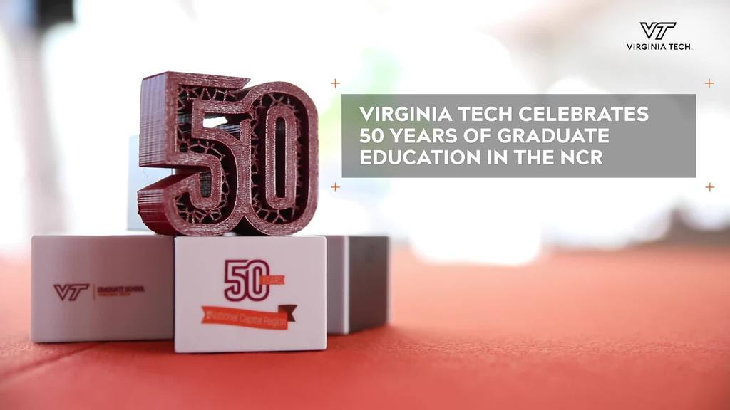 50th Anniversary of Graduate Education in the NCR