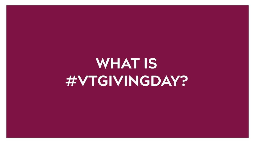 What Is Giving Day?