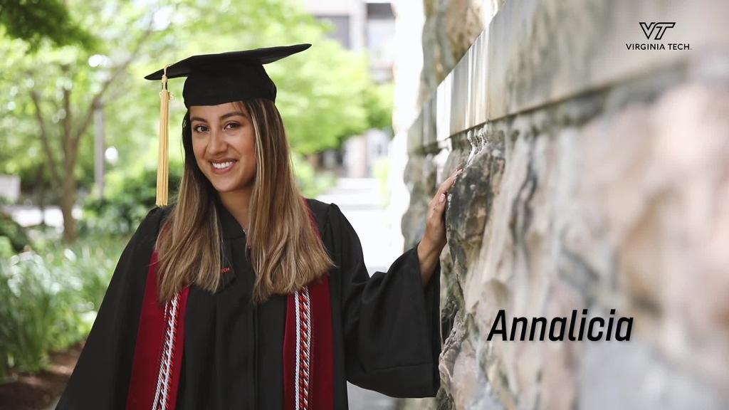 Graduating Thoughts - Annalicia DaSilva