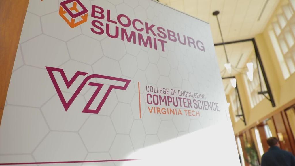Virginia Tech Blocksburg Summit 2019