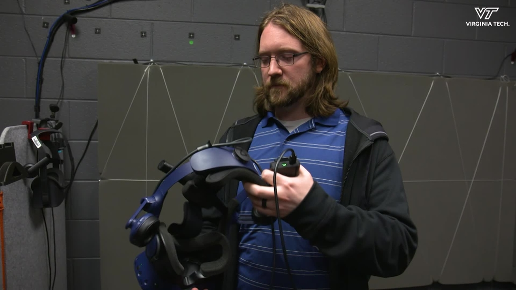 Virtual Environments Studio gives visitors relaxed access to virtual reality
