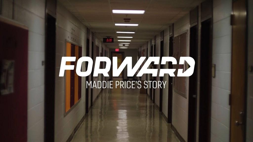 FORWARD Series // Maddie