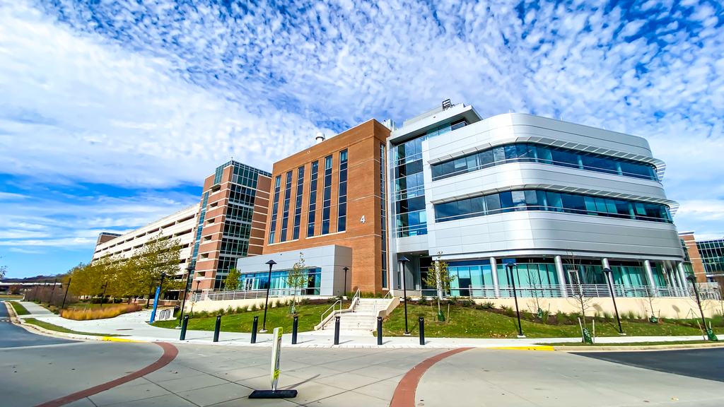Step Inside the New Fralin Biomedical Research Institute at VTC Expansion in Roanoke