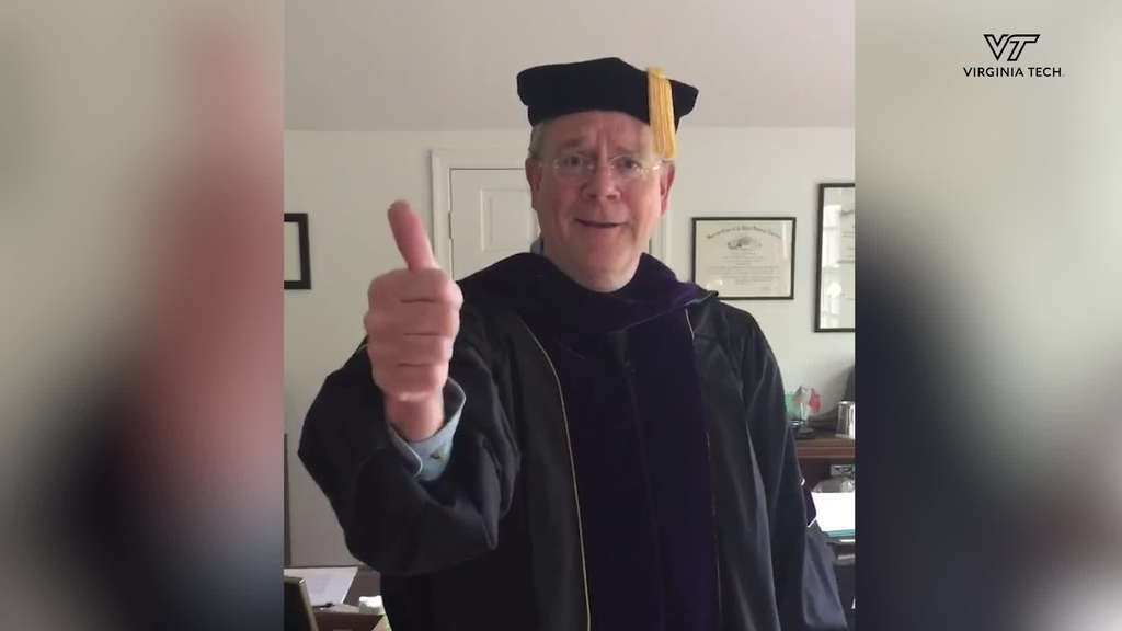 Virginia Tech Board of Visitors congratulate Class of 2020