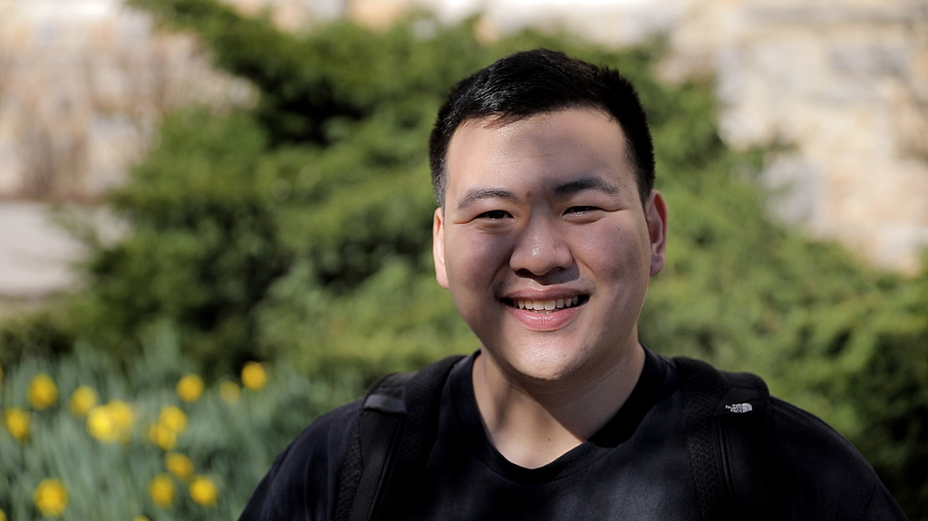 Andrew Luo - 2020 Pamplin College of Business Outstanding Senior