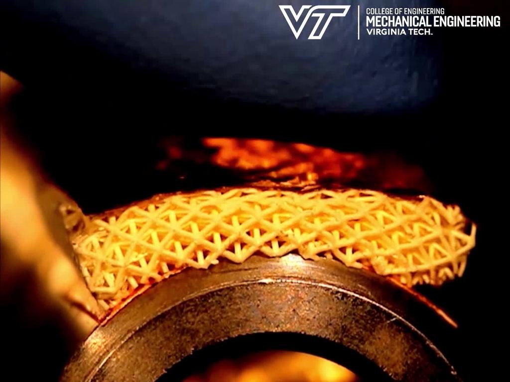 3D Printed Piezoelectrics
