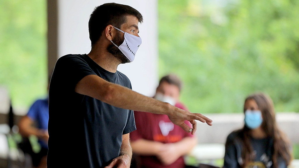Rethinking the approach to teaching during a pandemic