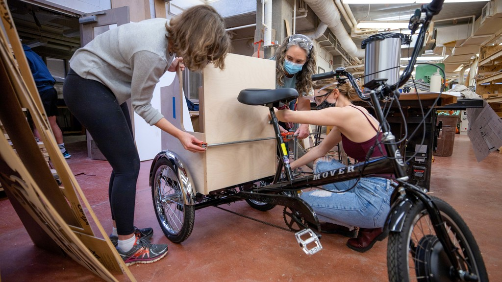 Coffee bike will support Recovery Community