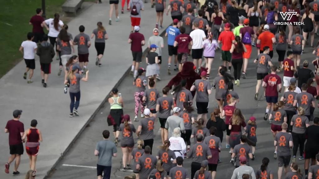 Run in Remembrance 2018