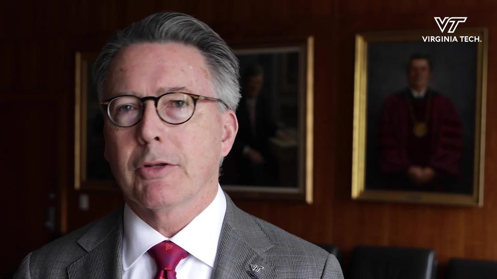 Virginia Tech Innovation Campus: President Tim Sands