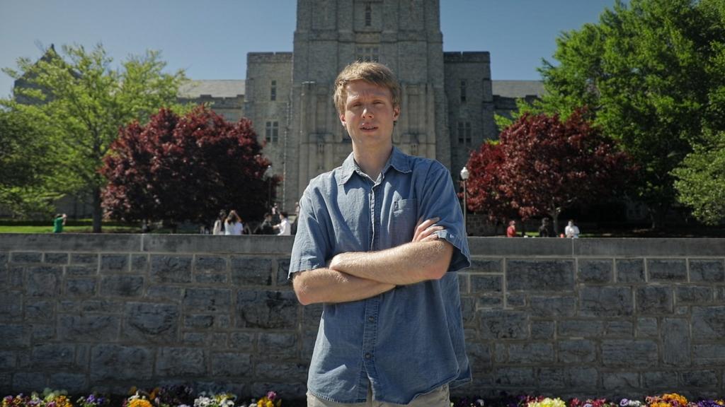Hokie Engineering Graduate Ian Davis reflects on his time at Virginia Tech