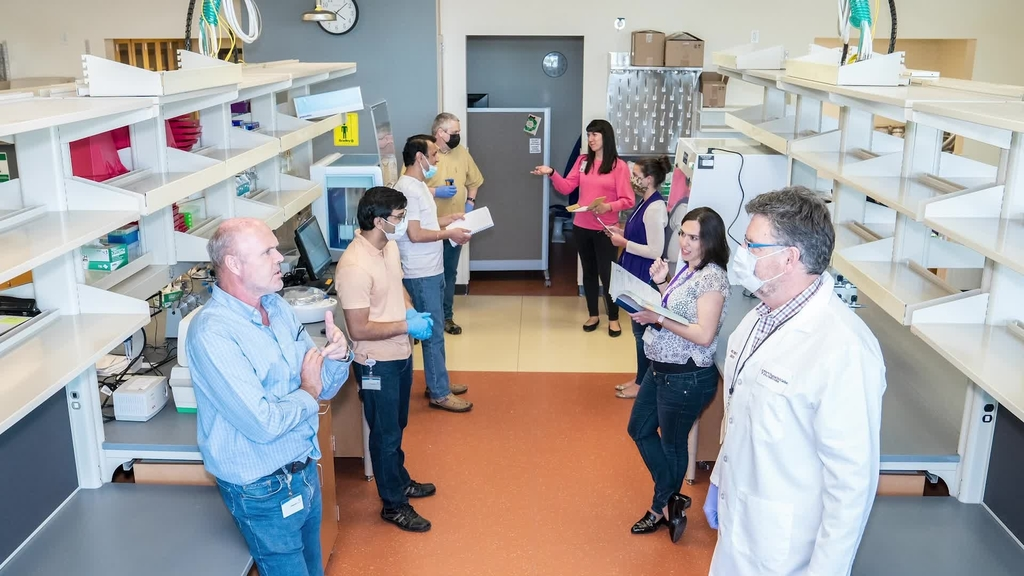 Virginia Tech researchers develop new COVID-19 tests to combat backlogs, shortages