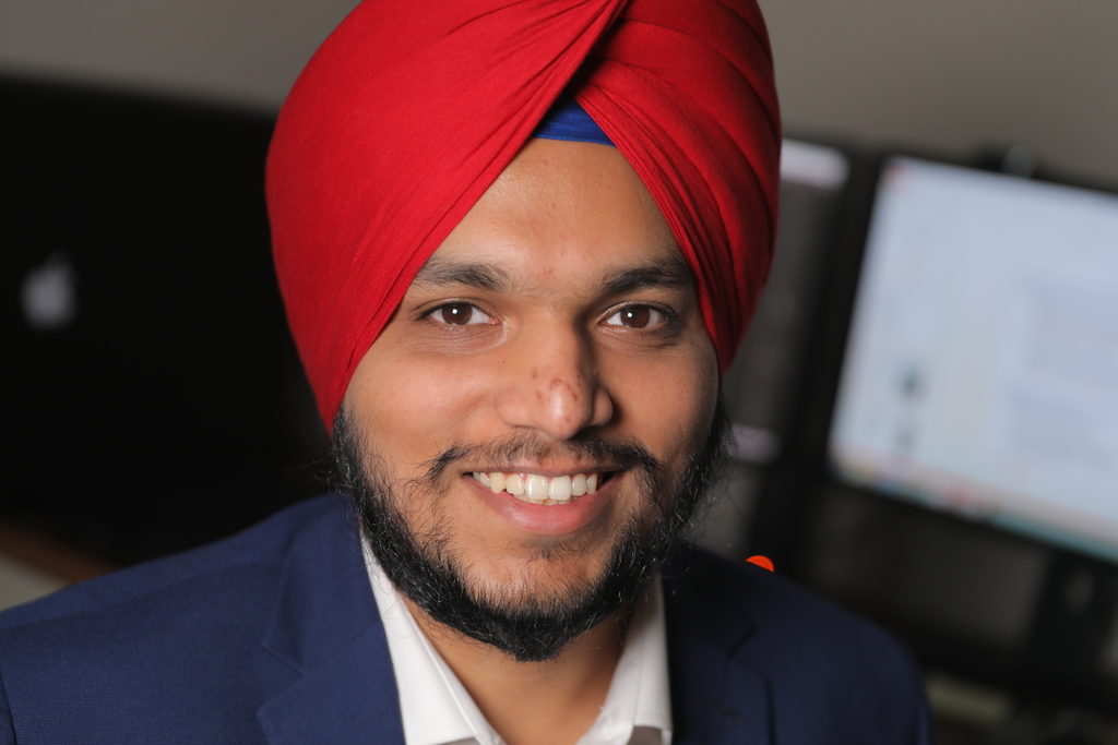Graduate sees diverse applications for artificial intelligence