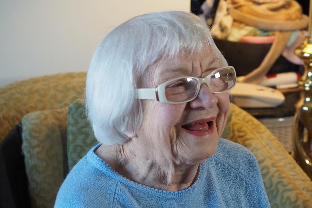 Evelyn Blake remembers mentor Oris Glisson