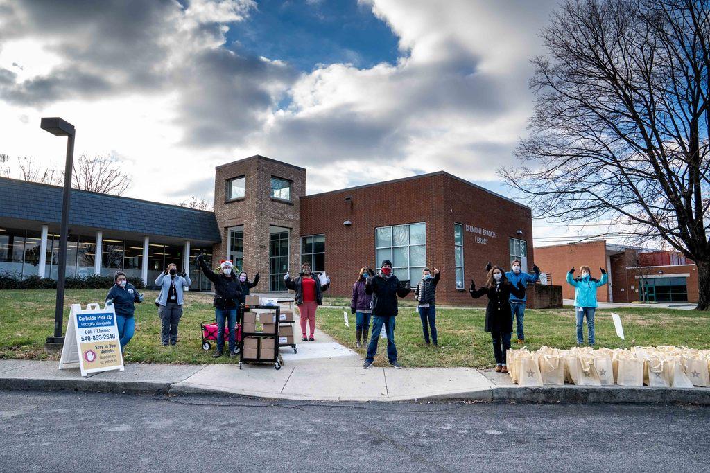 Hokies at the Fralin Biomedical Research Institute Help Neighbors in Roanoke, Virginia Overcome Food Insecurity