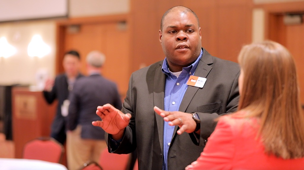 Go Virginia Faculty Networking and Internship event