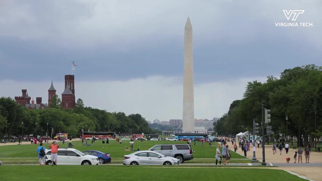 Alumnus discusses importance of Virginia Tech's presence in Greater Washington D.C. metro area