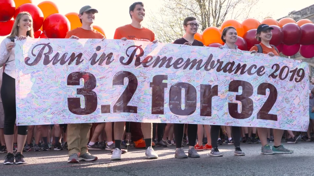 Hokies Gather for Spring Weekend Events