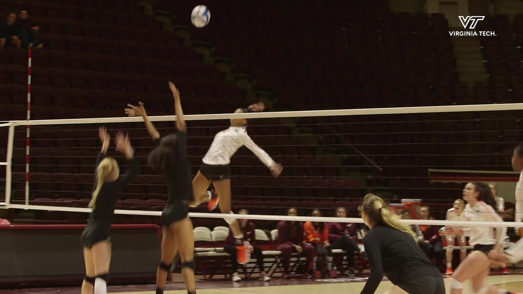 From all angles, Jaila Tolbert's volleyball evolution
