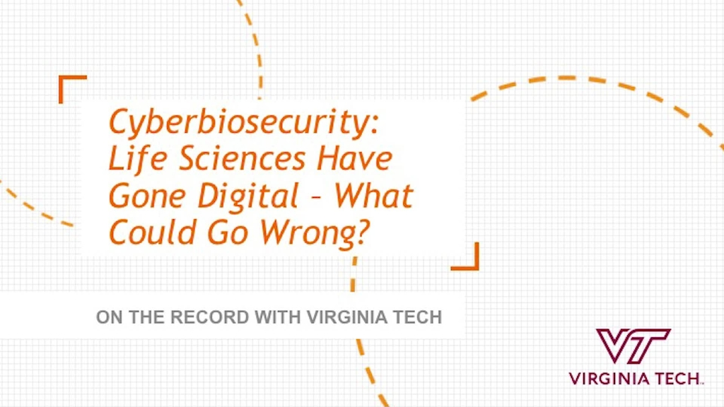 On the Record with Virginia Tech: Randy Murch