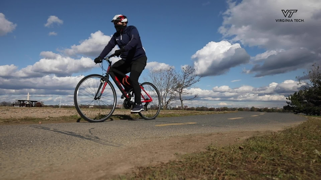 Cycling on the rise during COVID-19 pandemic