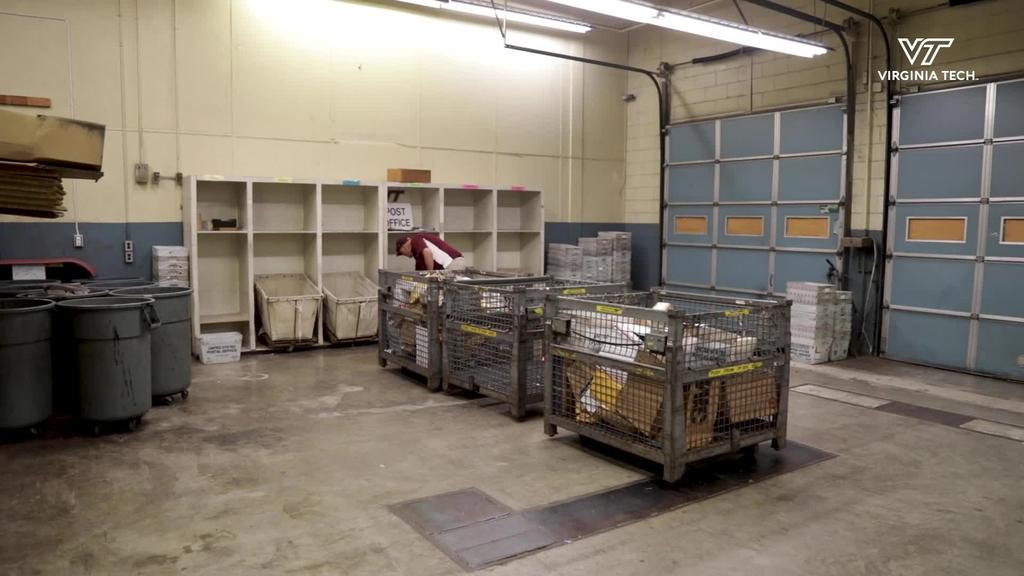 Mail Services installs intelligent lockers