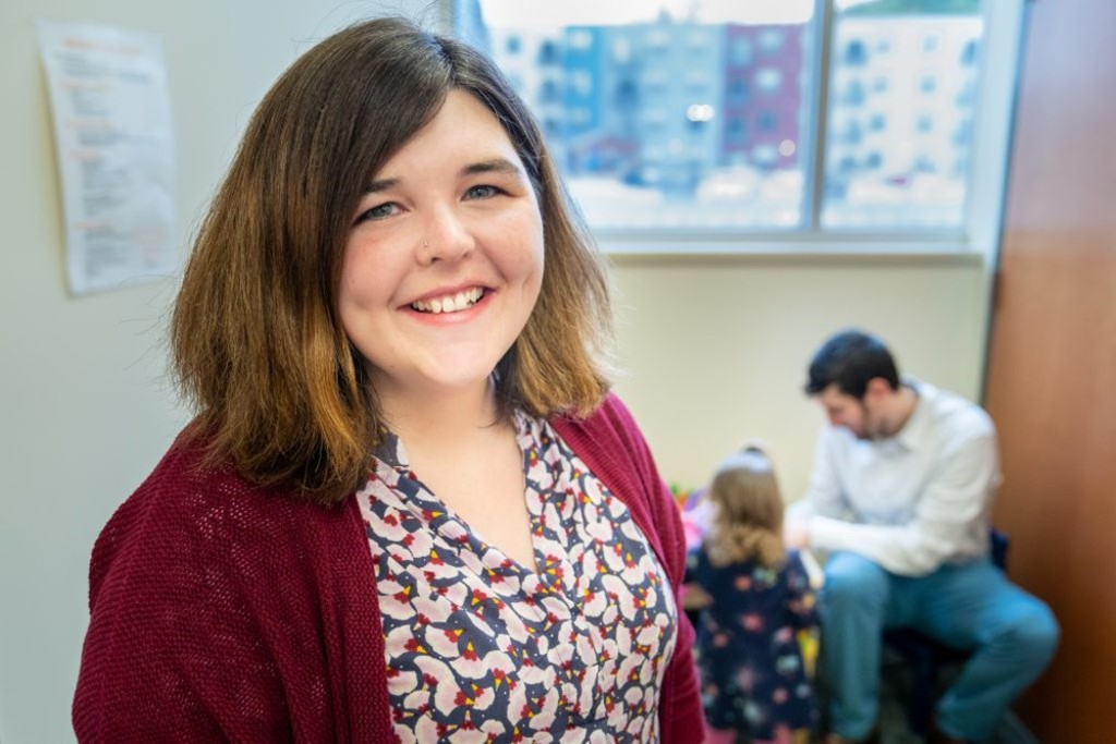New faculty member links nature, nurture, and early brain development