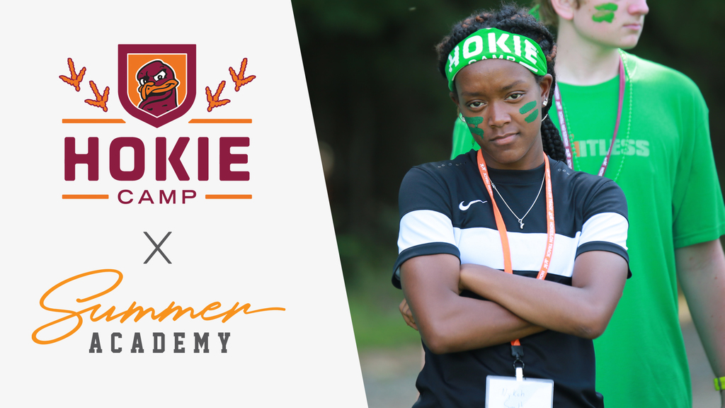 Inside Hokie Camp x Summer Academy