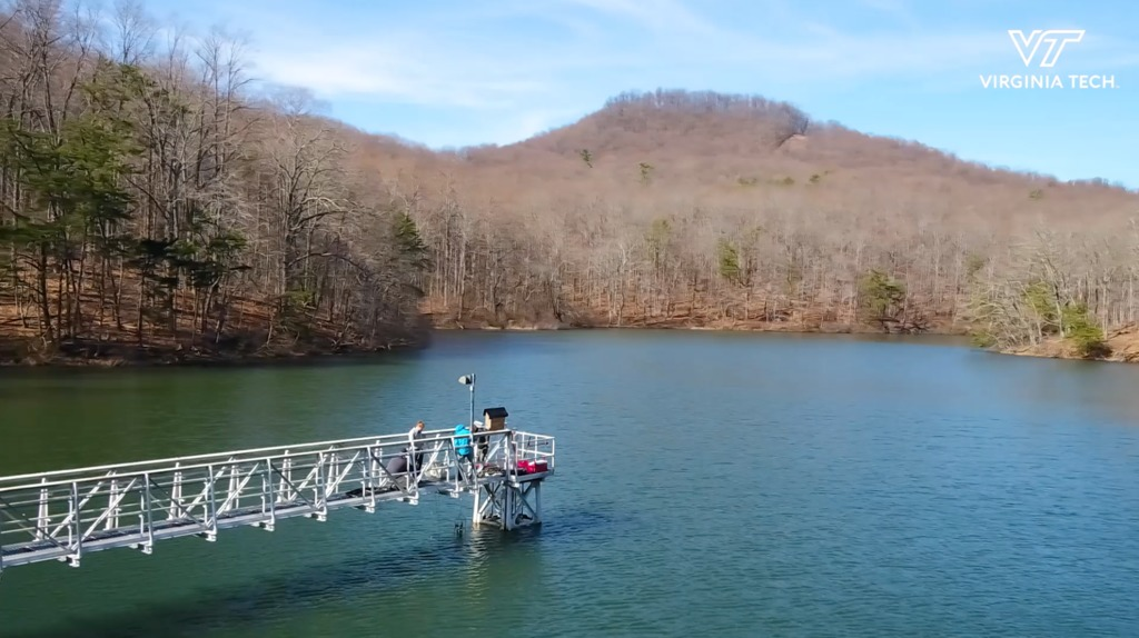 Researchers craft unique system for predicting water quality in reservoir