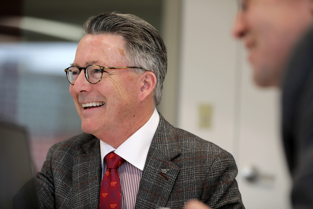 President Tim Sands discusses impact of Innovation Campus