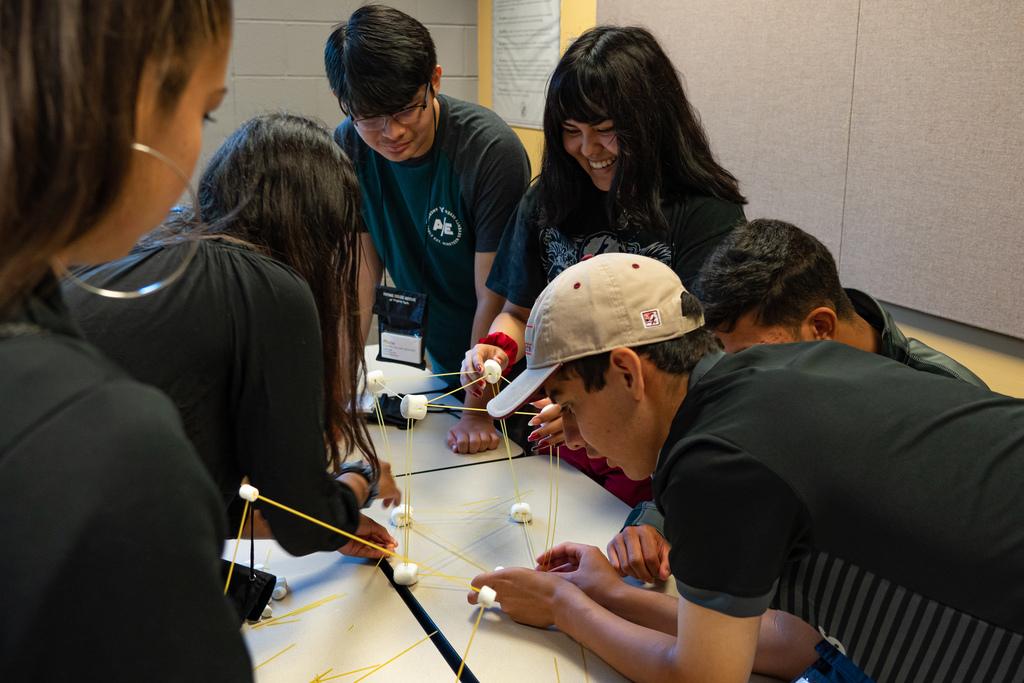 Hispanic College Institute empowering students in 2019