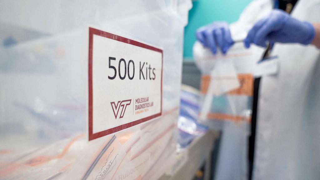 Carla Finkielstein offers insight into Virginia Tech's COVID testing